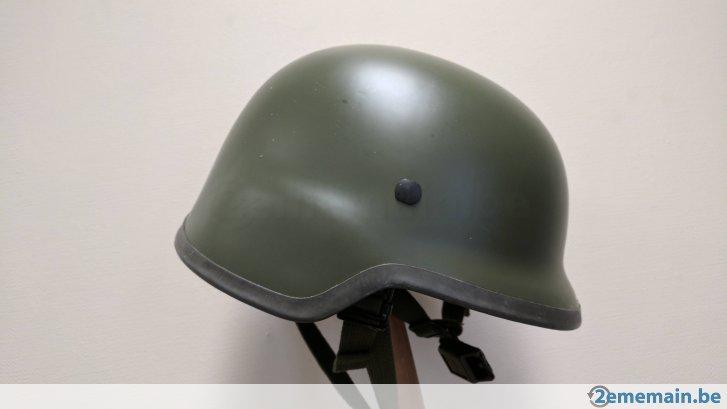Casque complet de la marine Belge (années 50) 37809310
