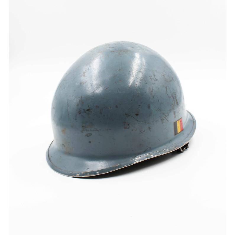 Casque complet de la marine Belge (années 50) 486_xl10