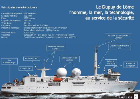 A759 Dupuy de Lôme (navire collecteur de renseignements) Dpl_fi10