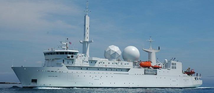 A759 Dupuy de Lôme (navire collecteur de renseignements) Dupuy-10