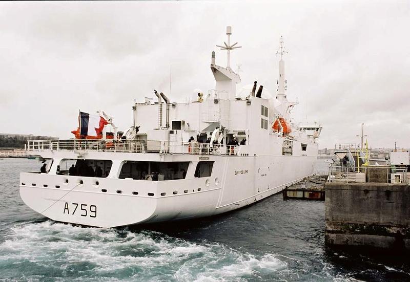 A759 Dupuy de Lôme (navire collecteur de renseignements) Dupuy-12
