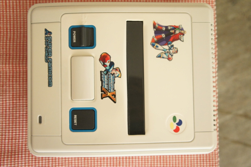 Console super Nintendo  Dsc05610