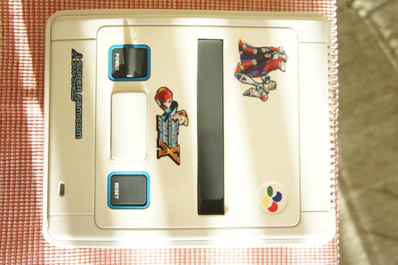 Console super Nintendo  Dsc05611