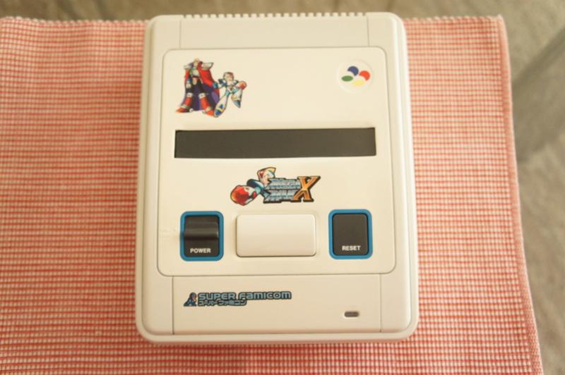 Console super Nintendo  Dsc05612