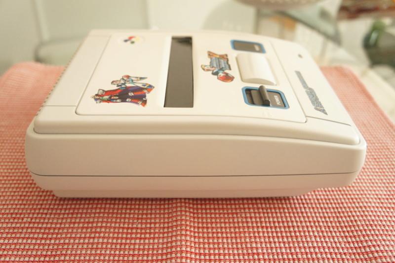 Console super Nintendo  Dsc05613