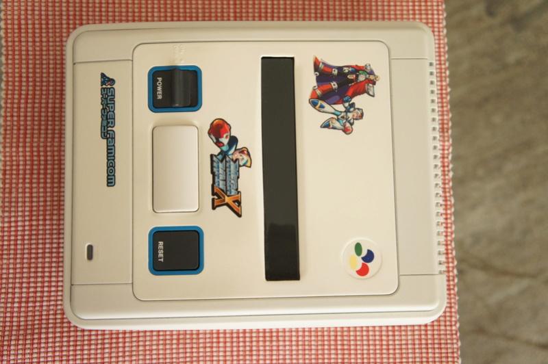 Console super Nintendo  Dsc05615