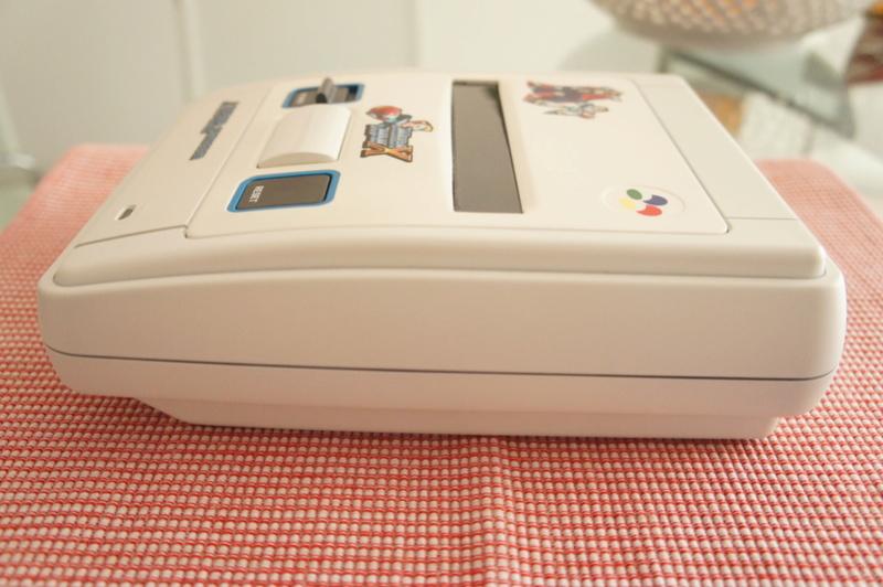 Console super Nintendo  Dsc05618