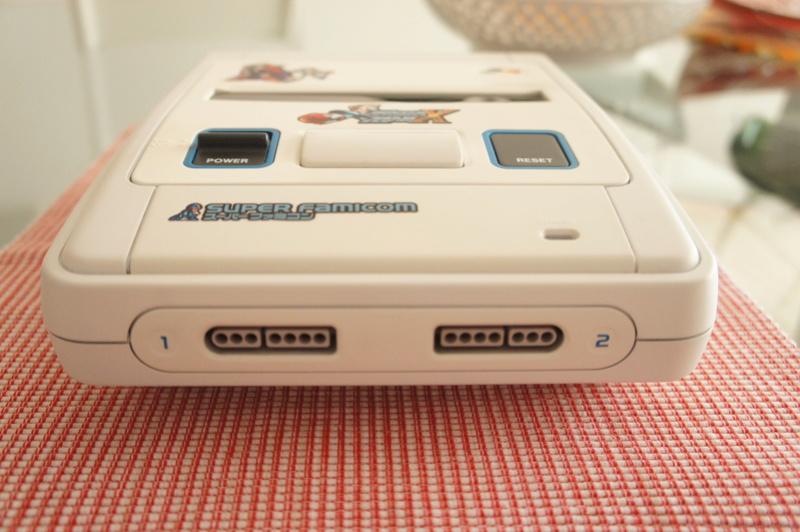 Console super Nintendo  Dsc05620