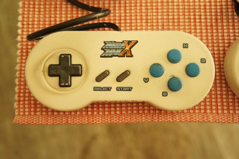 Console super Nintendo  Dsc05621