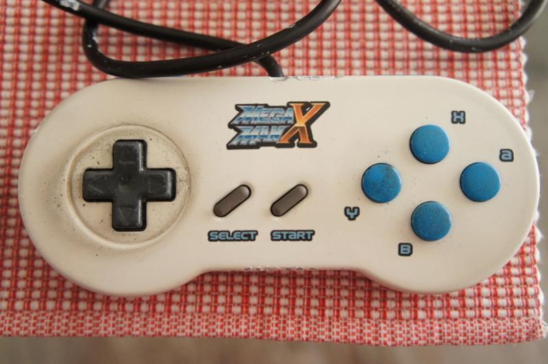 Console super Nintendo  Dsc05623