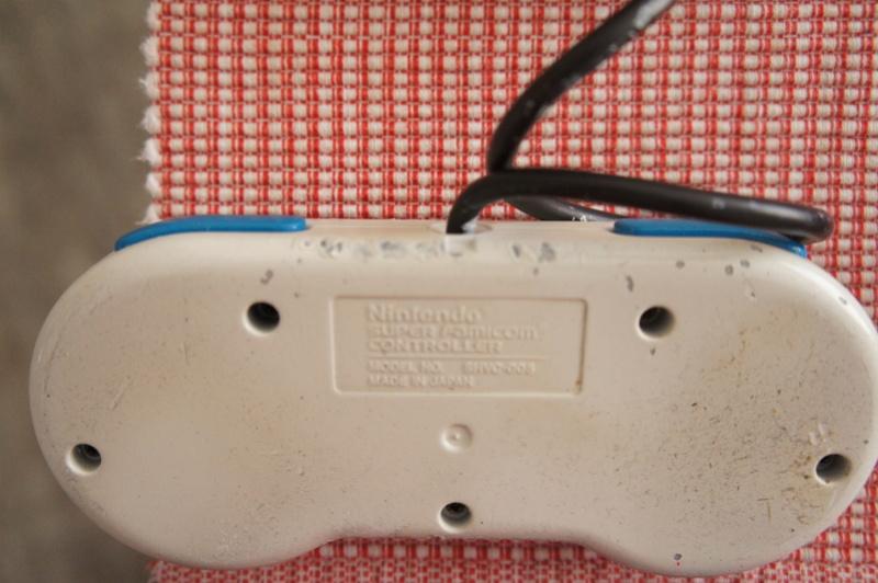 Console super Nintendo  Dsc05624