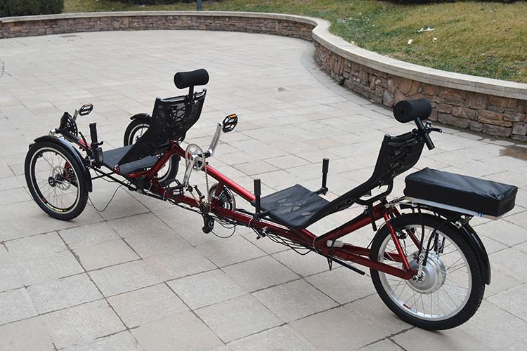 Trike vélo bi-place Htb1ka10