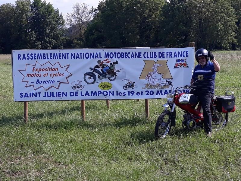 Rassemblement Motobécane club de France 2018 20180523