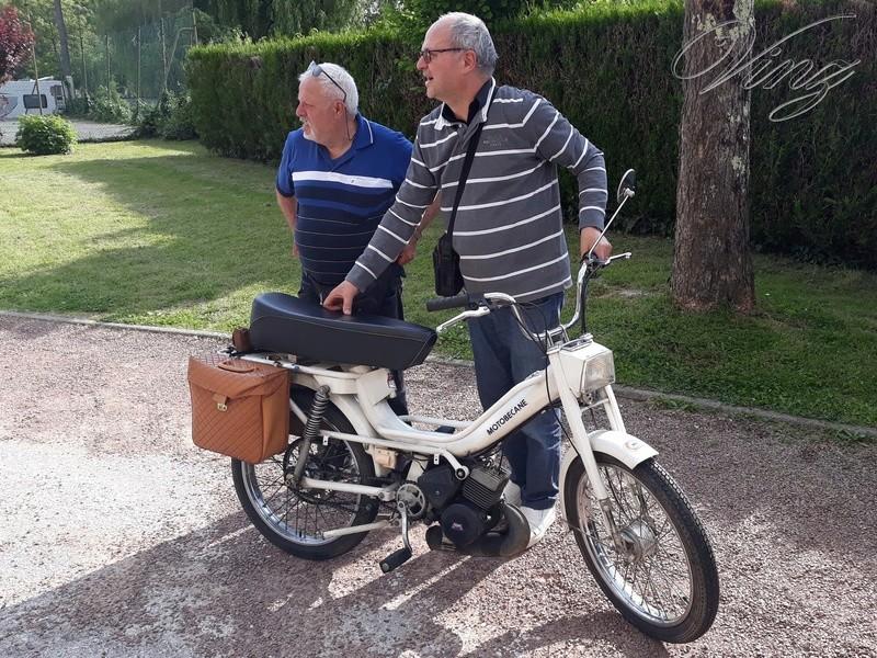 Rassemblement Motobécane club de France 2018 20180525