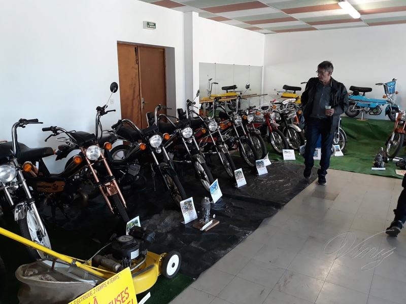 Rassemblement Motobécane club de France 2018 20180529