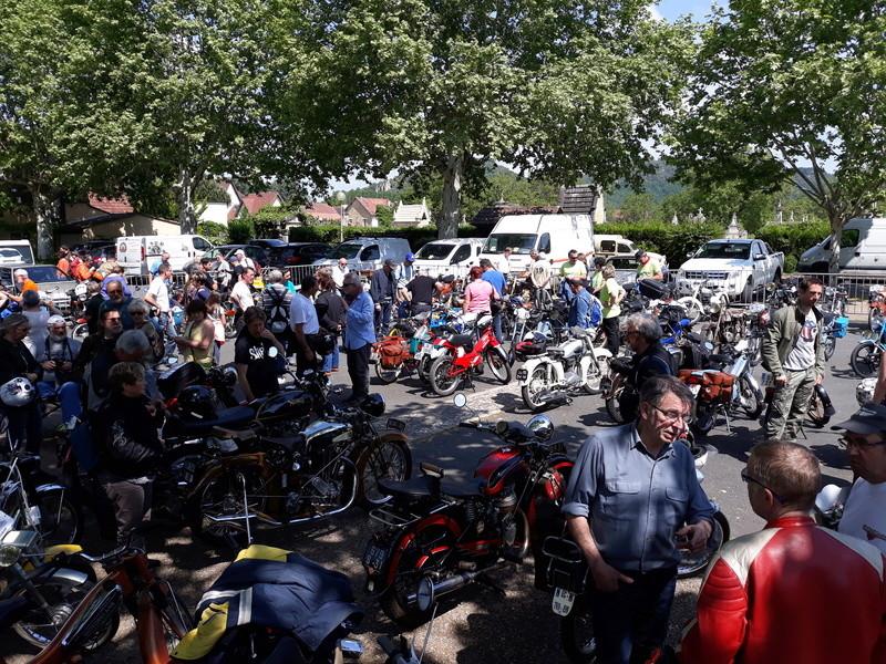 Rassemblement Motobécane club de France 2018 20180533