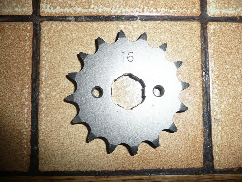 transmission Pignon10