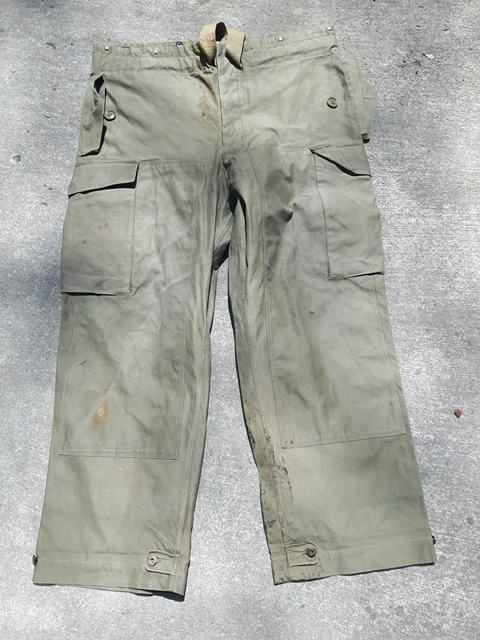 Canadian WIndproof type Overtrousers  30831810