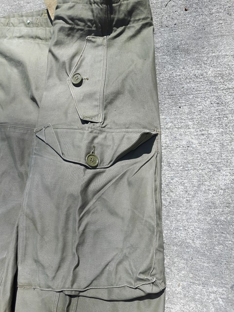 Canadian WIndproof type Overtrousers  30874610