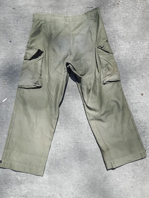 Canadian WIndproof type Overtrousers  30875110