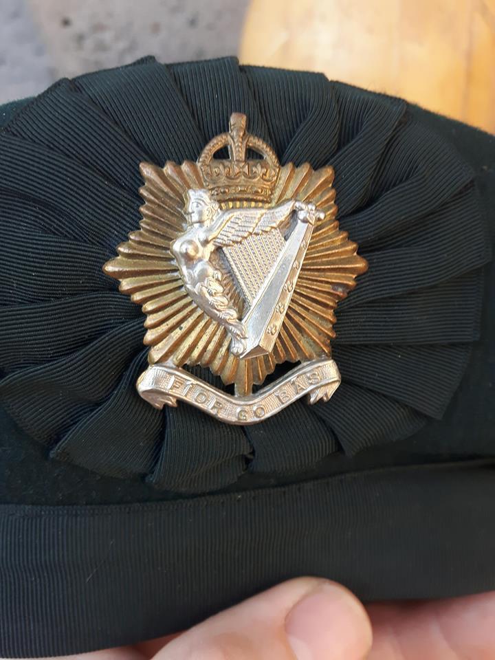 Irish Regiment Of Canada Caubeen 31513710