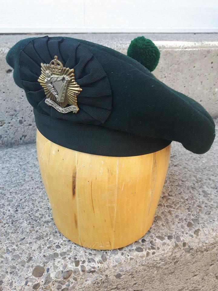 Irish Regiment Of Canada Caubeen 31531210