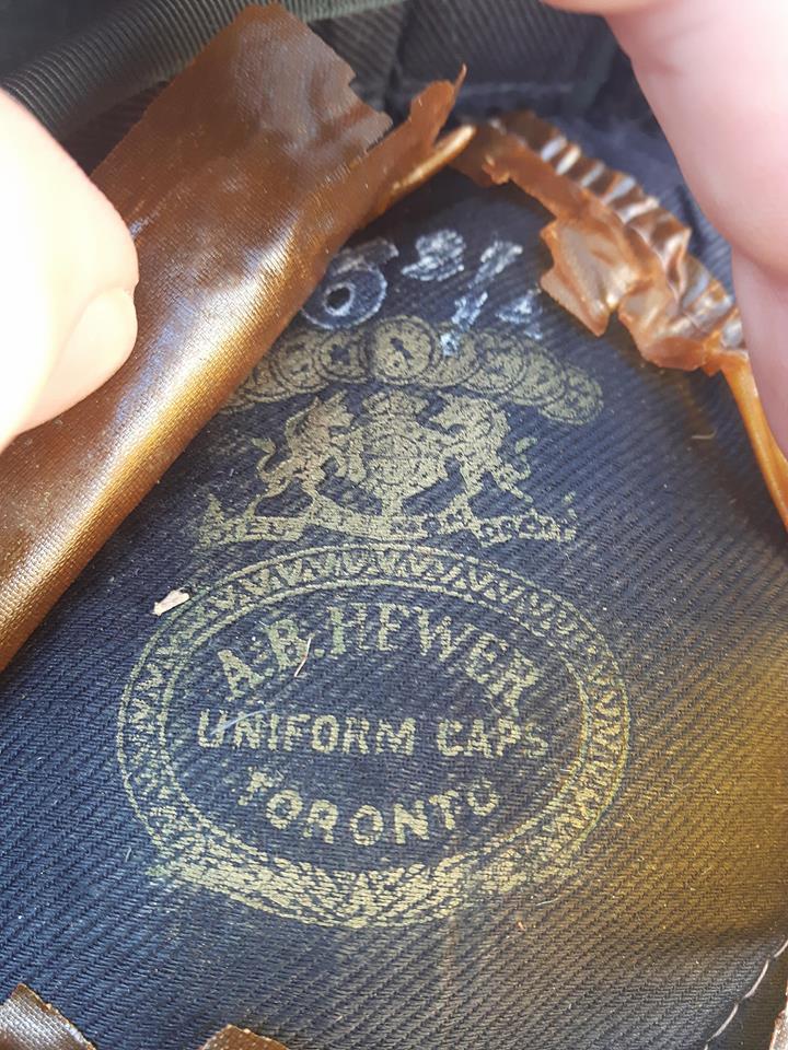 Irish Regiment Of Canada Caubeen 31719810