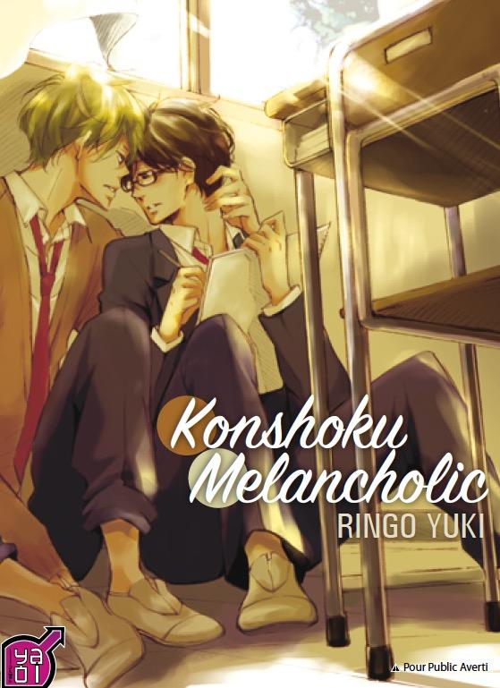 [Yuki Ringo] Konshoku Melancholic Konsho10