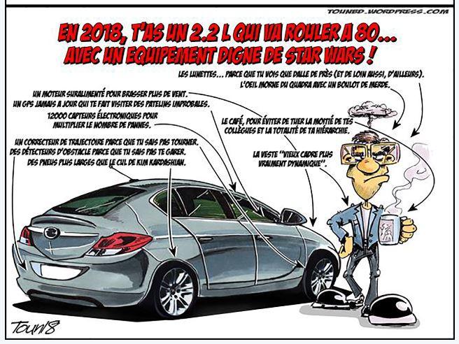 """Images drôles et insolites """"thème automobile"""" - Page 2 2018_y10"""