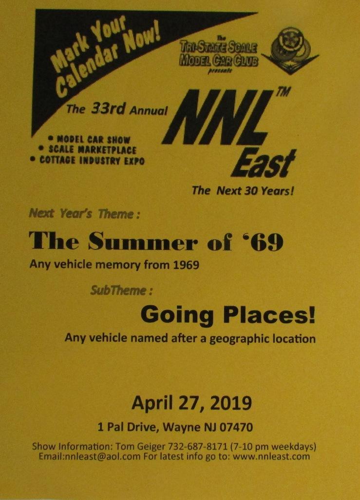 NNL East, 27 avril 2019 1131110