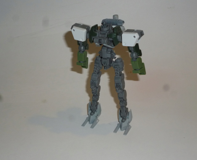 Gundam Graze Custom Iron-Blooded Orphans (WWII?) Gundam10