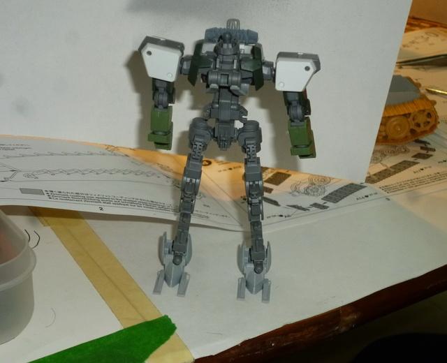 Gundam Graze Custom Iron-Blooded Orphans (WWII?) Gundam12