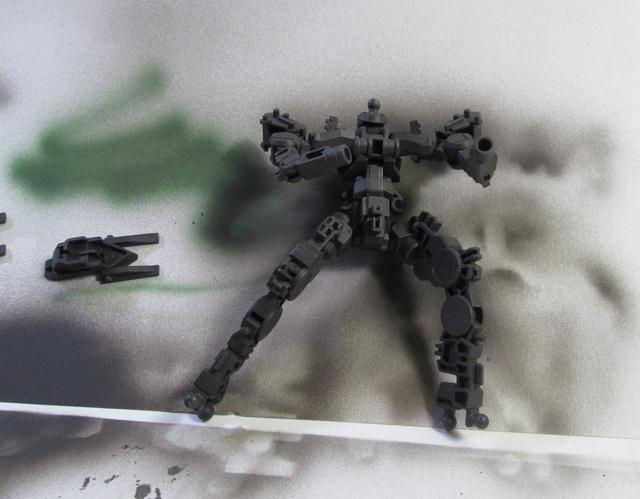 Gundam Graze Custom Iron-Blooded Orphans (WWII?) Gundam20