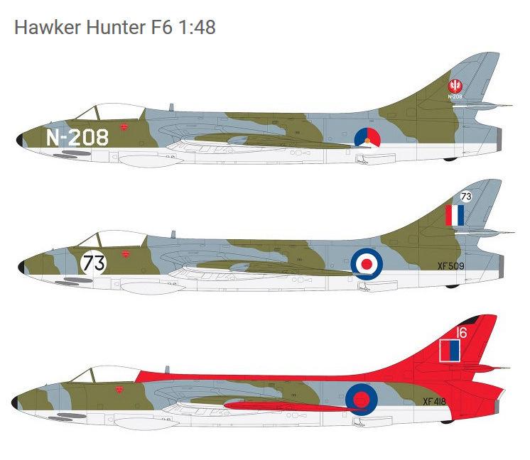 Aviation - NOUVEAUTÉS, RUMEURS ET KITS A VENIR - Page 19 Hawker10