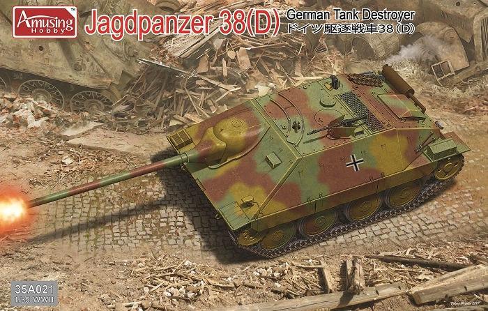 Militaire - NOUVEAUTÉS, RUMEURS ET KITS A VENIR - Page 5 Jagd-310