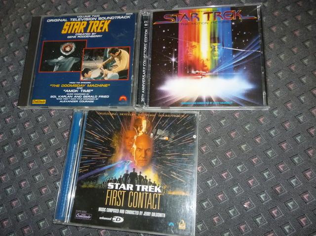 "Star Trek ""Classe Saladin"" Destroyer Ncc-po12"