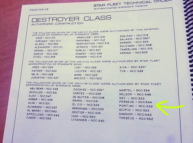 """Star Trek """"Classe Saladin"""" Destroyer P1040513"""