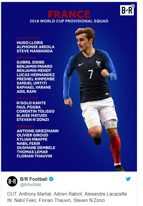 France NT News, Formations & Results - Page 37 France10