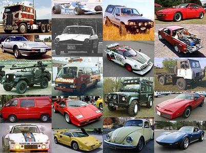 Ces véhicules qui feraient de bon mode alternatif - Page 2 Transf10