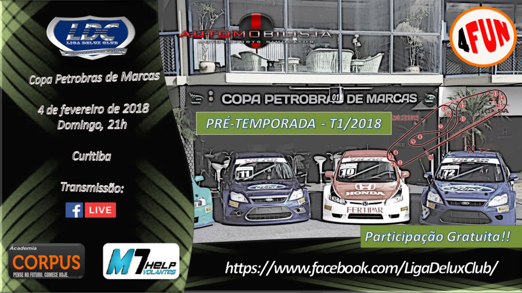 LIGA DELUX CLUB - 4Fun @Copa Petrobras de Marcas - Curitiba (Pré-Temporada) 4fun11