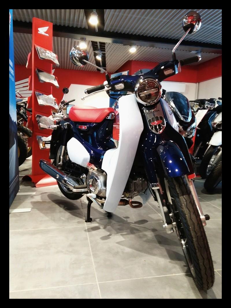 Honda CUB 125. Img_2097