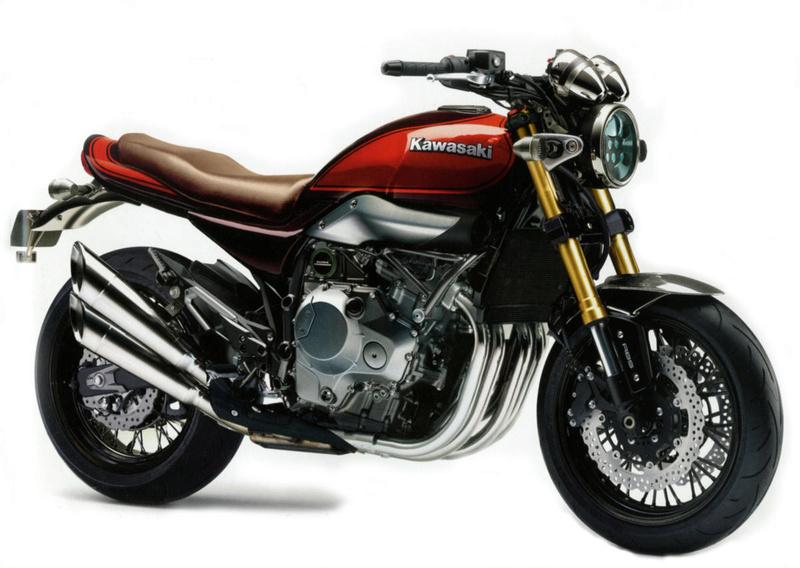 Kawasaki Z900Rs Z-900-10