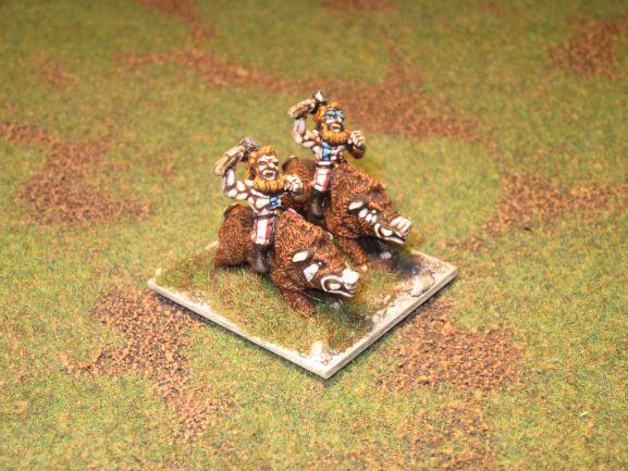 armée naine des Monts de Fer en 15mm Cavali12