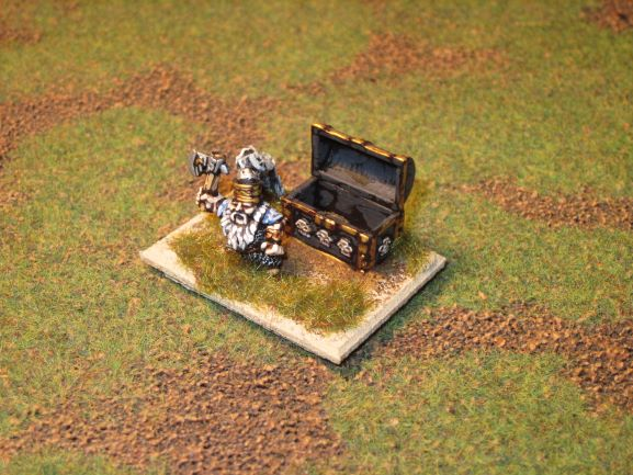 armée naine des Monts de Fer en 15mm Clerc_10