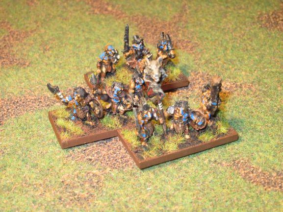 armée picte de la saga de Conan par RE Howard en 15mm   Warban11