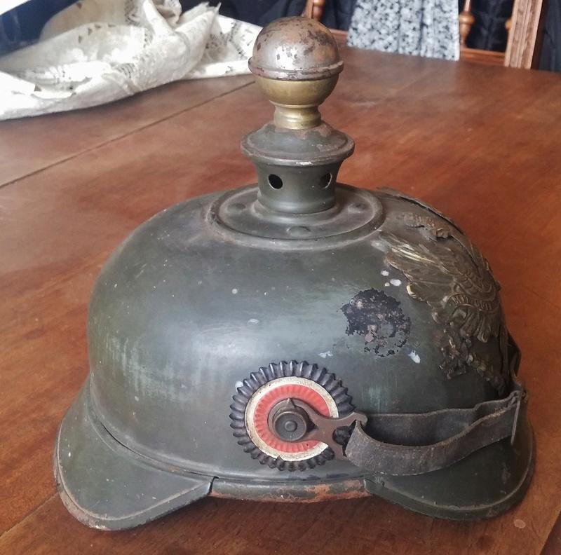 casque artillerie ersatz  20180355