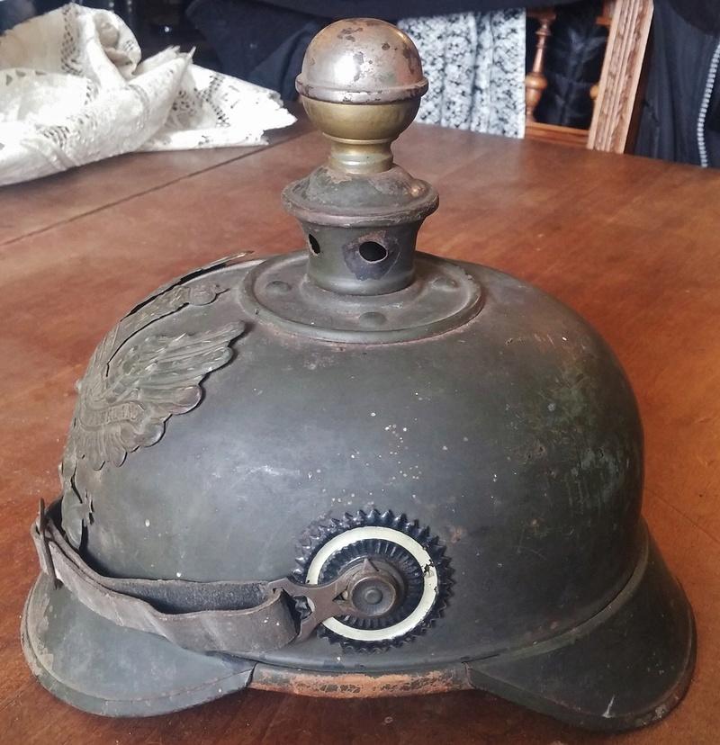 casque artillerie ersatz  20180356