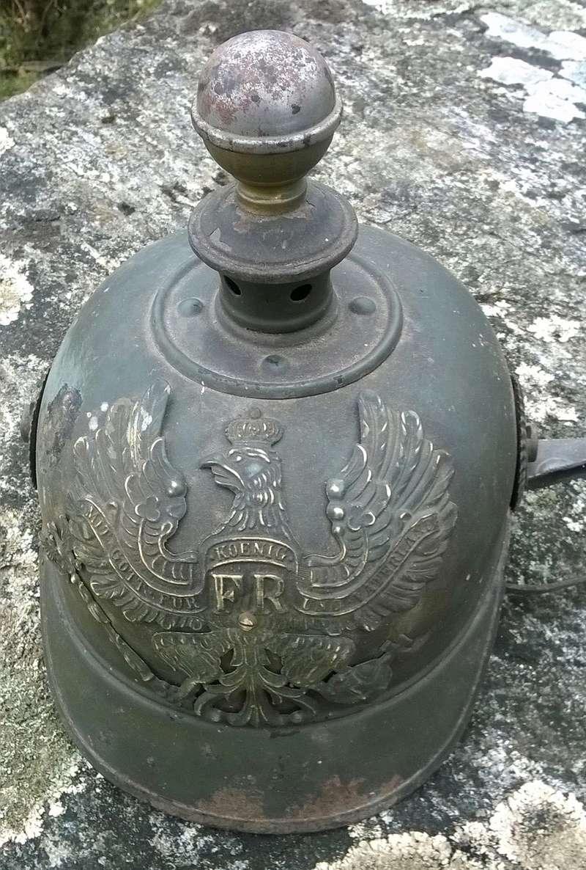 casque artillerie ersatz  Bing10