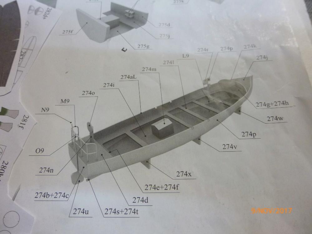Jap. Schlachtschiff FUSO in 1:200 Halinski gebaut von Millpet   - Seite 34 P1070824