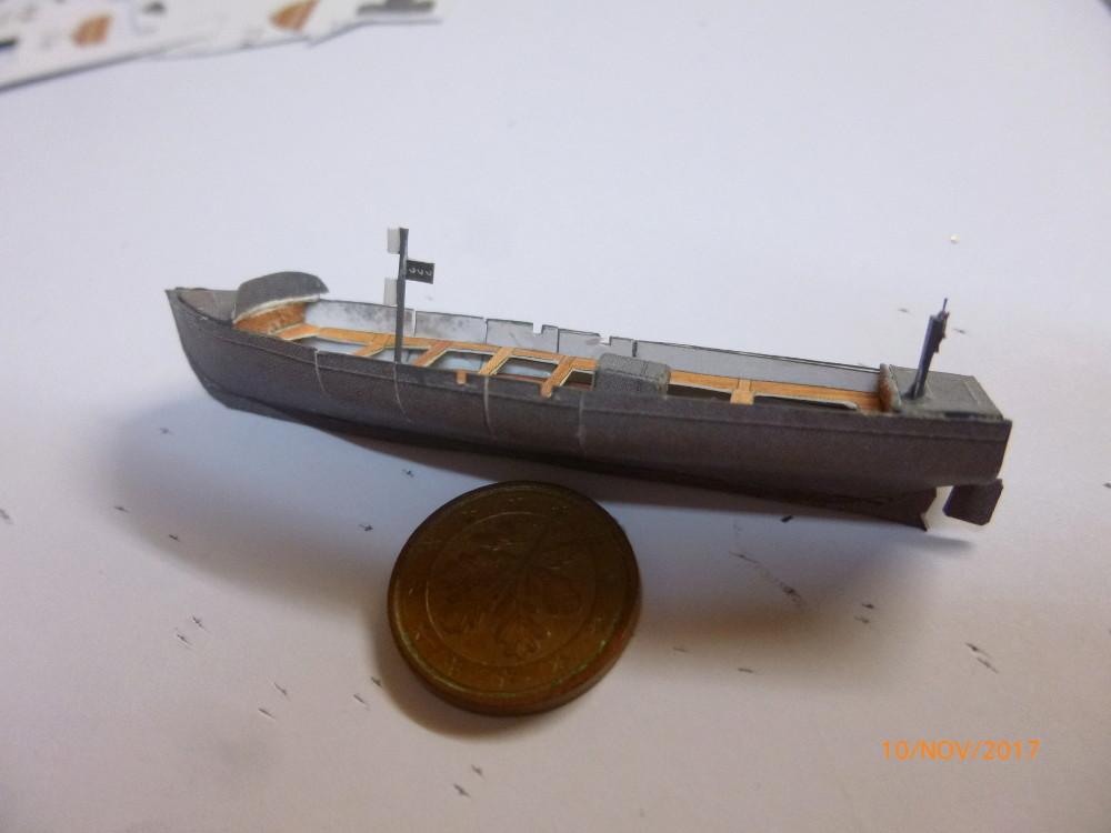Jap. Schlachtschiff FUSO in 1:200 Halinski gebaut von Millpet   - Seite 34 P1070832